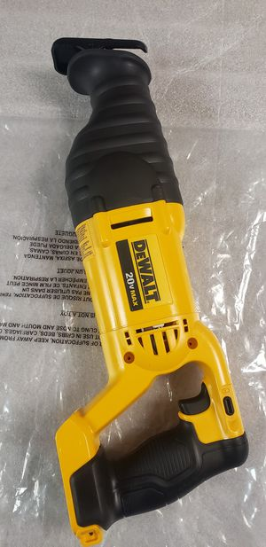 DeWalt 20vMax Sawzall Reciprocating Saw ***TOOL ONLY*** ***$80 FIRM*** for Sale in Phoenix, AZ