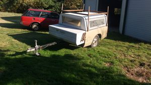 Utility trailer s10 bed for Sale in Tacoma, WA