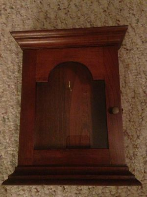 Antique watch holder cabinet for Sale in Cary, NC