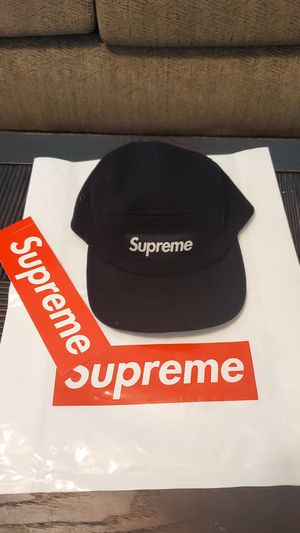 Supreme Wool Camp Cap S/M for Sale in Happy Valley, OR