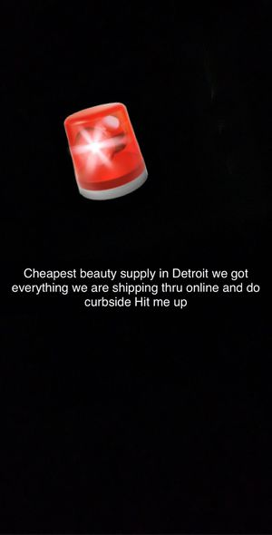 Beauty supply for Sale in Detroit, MI
