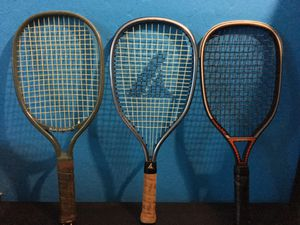 Set of 3 tennis rackets for Sale in San Jose, CA