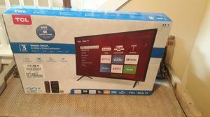 "TCL 32"" Smart Roku TV for Sale in Acworth, GA"