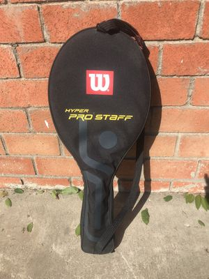 Wilson Tennis Rackets and Case for Sale in Union City, CA
