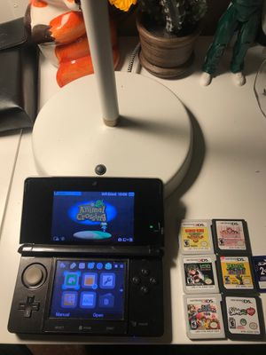 Nintendo 3ds and games for Sale in Santee, CA