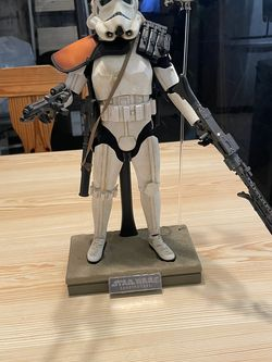 Hot Toys Star Wars Sandtrooper 1/6 Scale for Sale in Miami, FL