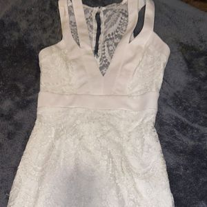 White Lace Dress for Sale in Mesquite, TX