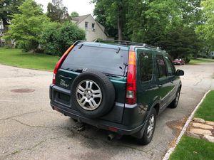 Honda CRV 2002 for Sale in Maplewood, NJ