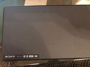 Sony Bluetooth speaker portable for Sale in Houston, TX