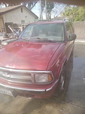 Blazer, chevy 1996 for Sale in Modesto, CA