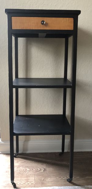 Harden Black Shelf for Sale in Tampa, FL