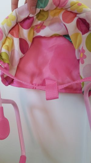 A baby doll high chair for a table for Sale in Payson, AZ