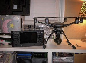 Yuneec Typhoon H Hexacopter Drone (4K) for Sale in Lakewood, CA