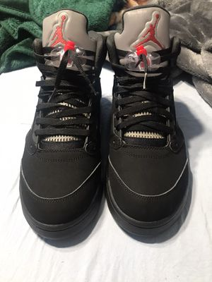 Jordan 5 metallic 2016 size 10.5 for trade for Sale in Tracy, CA
