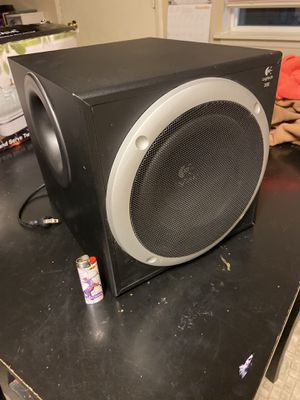 Logitech subwoofer for Sale in Tacoma, WA