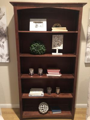 nice bookshelves for Sale in Pleasanton, CA
