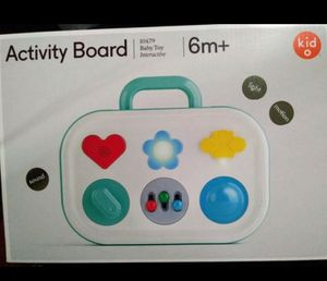 Kid O Early Learning Light and Sound Activity Board for Sale in Seattle, WA