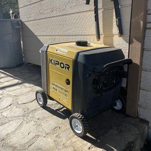 Kipor Quiet Generator for Sale in Riverside, CA