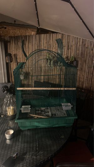 Large Victorian bird cage for Sale in Escondido, CA