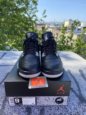"Air Jordan 4 ""Oreo"" for Sale in Brooklyn, NY"