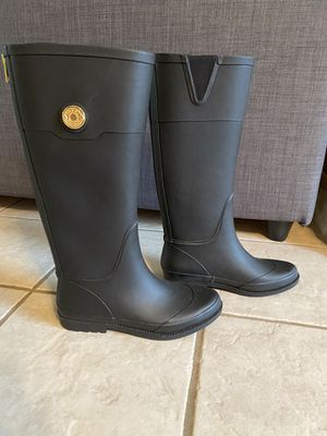 Tommy Hilfiger Rain boots Size 7- like new for Sale in Austin, TX