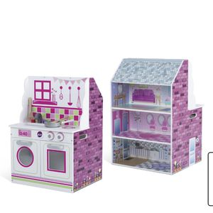 Play Kitchen and Doll House for Sale in Downey, CA