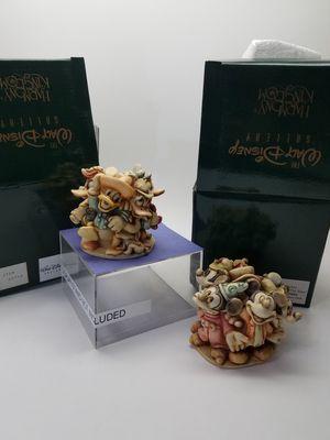Disney Harmony Kingdom Mickey and Donald (Please Read Description) for Sale in Phoenix, AZ