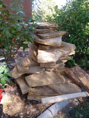 FREE Sandstone - pick up must be TODAY by 4pm for Sale in Henderson, NV