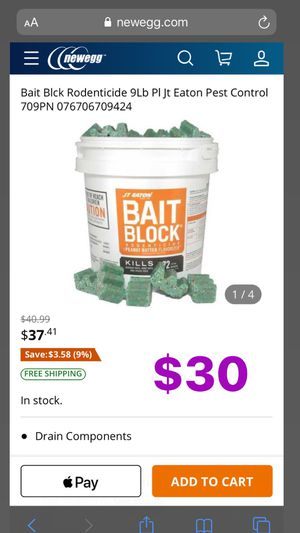 Bait Block for Sale in Montclair, CA