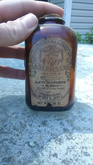 Antique snuff bottle for Sale in Angier, NC