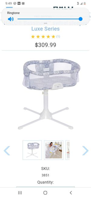 Halo bassinet LUXE for Sale in Fremont, CA