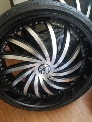 Azara 24inch Rims for Sale in St. Louis, MO
