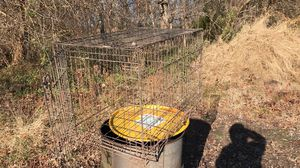 Dog cage for Sale in Miami, OK