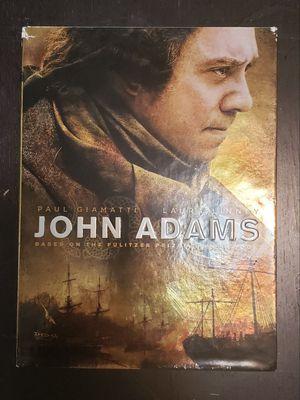 John Adams DVD boxset for Sale in Vancouver, WA