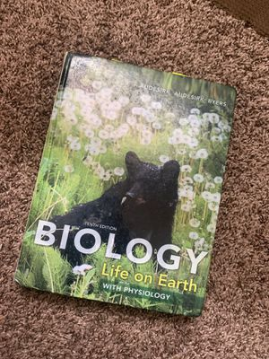 Life of Earth biology book for Sale in Riverside, CA