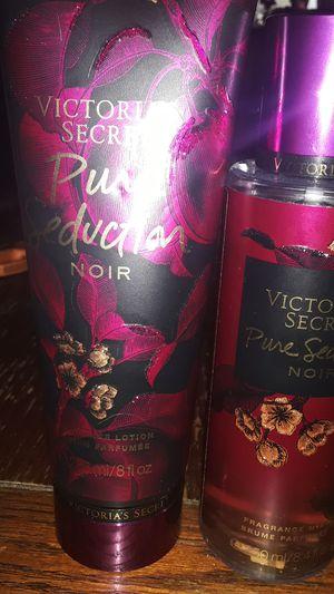 Victoria's secret pure seduction NOIR for Sale in Chicago, IL