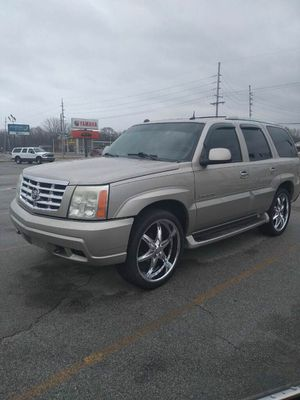2004 Cadillac Escalade for Sale in Chicago, IL