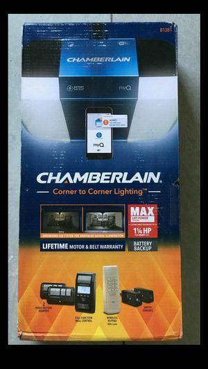 Chamberlain garage door opener for Sale in Port Orchard, WA