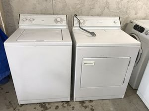 Whirlpool /// Washer & Dryer set / heavy Duty! for Sale in Denver, CO