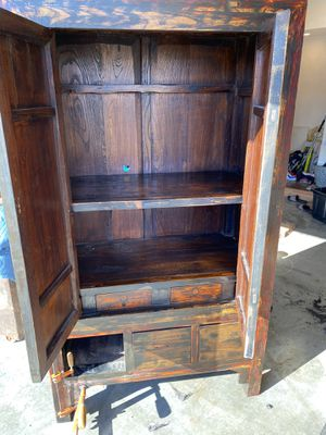 Antique armoire for Sale in Monterey, CA
