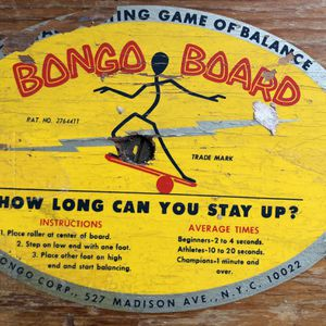 Bongo Board for Sale in Chicago, IL