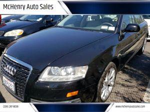 2009 Audi A6 for Sale in Modesto, CA