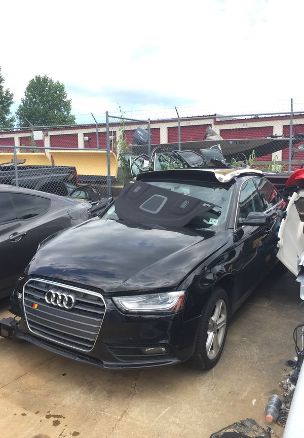 2014 Audi A4 parting out