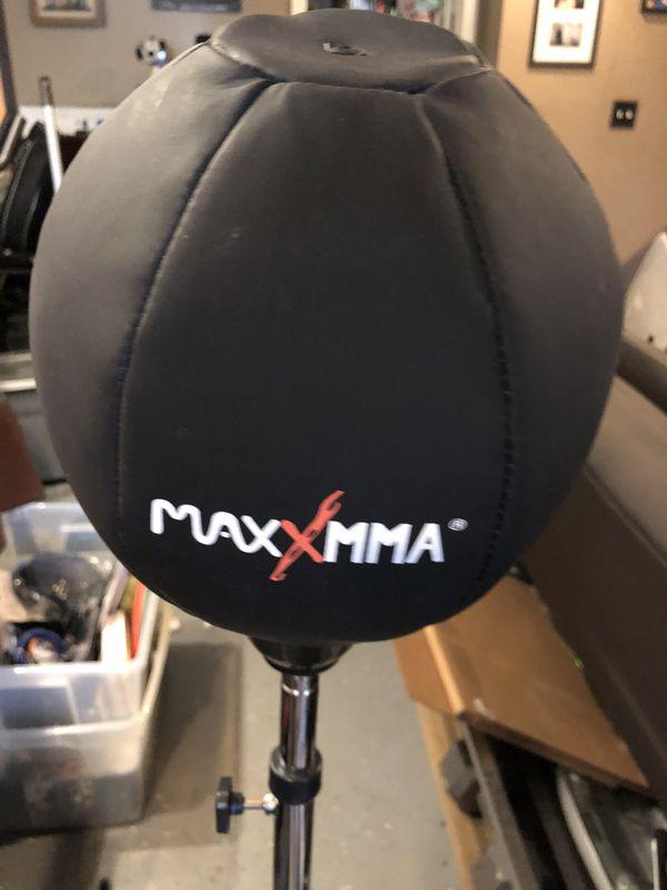 MaxxMMA Freestanding Réflex Bag Kit