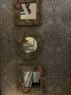 Mirror wall decoration for Sale in Worcester,  MA
