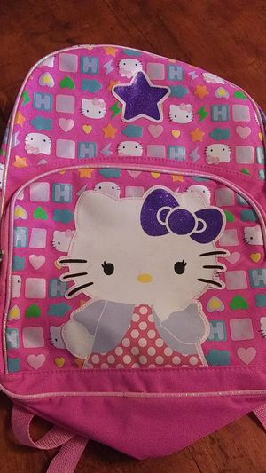 Hello kitty backpack for Sale in Goodyear, AZ