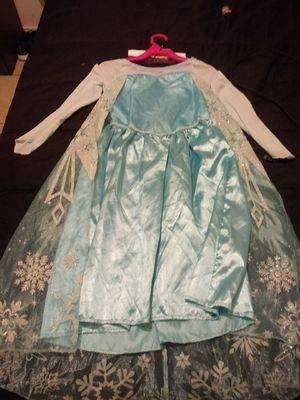 FROZEN ELSA HALLOWEEN COSTUME for Sale in Fresno, CA