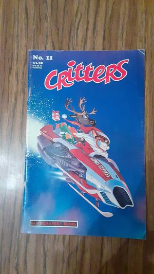 Critters comic for Sale in Paragould, AR