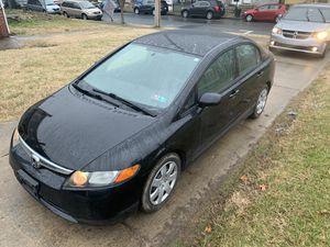 08 Honda Civic LX 112k miles for Sale in Landingville, PA