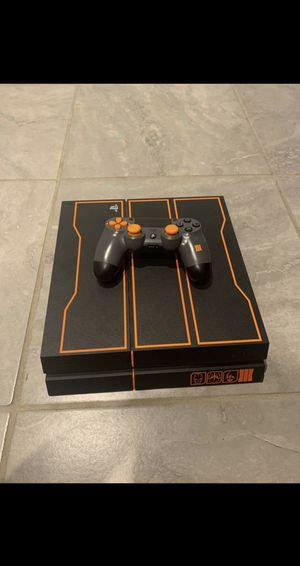 PLAYSTATION 4 BO3 LIMITED EDITION 1TB for Sale in Glen Cove, NY